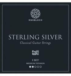 KNOBLOCH STERLING SILVER QZ MEDIUM 300SSQ