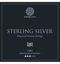 KNOBLOCH STERLING SILVER QZ MEDIUM-HIGH 400SSQ