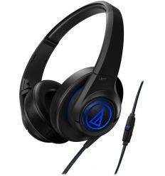 AUDIO TECHNICA SONIC FUEL ATH-AX5iS NEGRO