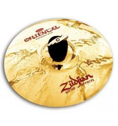 "ZILDJIAN SPLASH 09"" ORIENTAL TRASH"