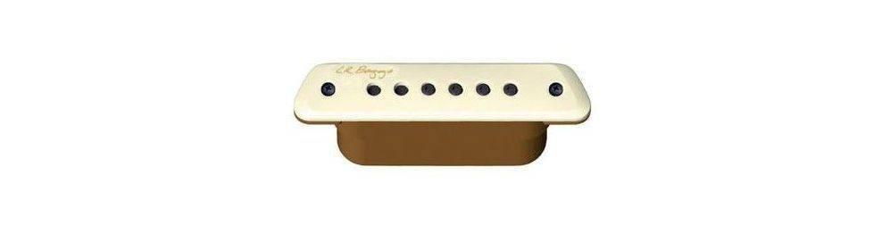 Pastillas para guitarra acústica