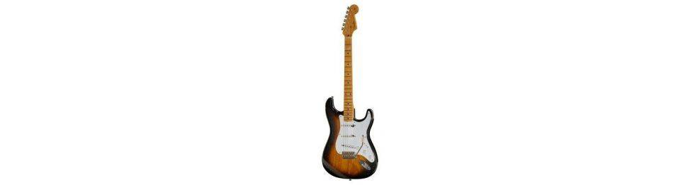 Guitarras y set de guitarras eléctricas