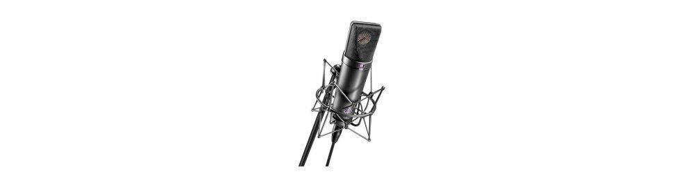 Micrófonos DJ / Estudio / Vocales