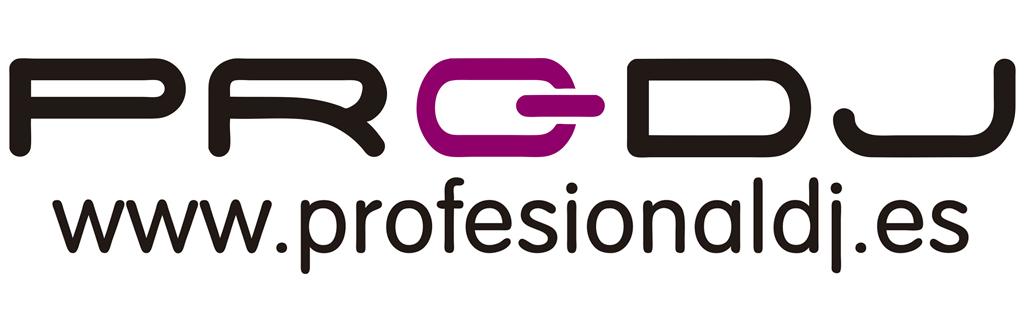 Logotipo de Profesionaldj.es